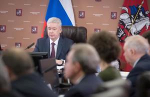Сергей Собянин, заседание президиума правительства Москвы, метро