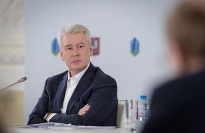 Мэр Москвы, Сергей Собянин, центры госуслуг