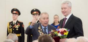 Москва, мэр Москвы, Сергей Собянин, юбилейные медали