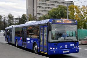 В Москве дополнительно закупят автобусы у российских производителей на сумму около 10 миллиардов рублей