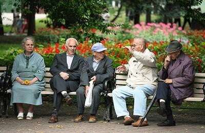 Москва, пенсия, интернет