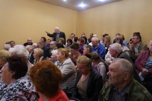 Врач-невролог прочитал лекцию для пенсионеров Донского района