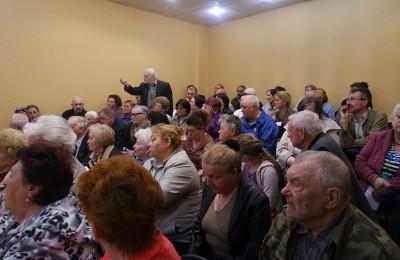 ЗВрач-невролог прочитал лекцию для пенсионеров Донского района
