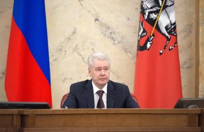 По словам мэра Москвы Сергея Собянина, на установку шлагбаумов выделят дополнительные средства