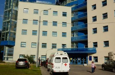 Городская поликлиника № 52 в районе Бирюлево Западное