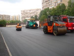 В Донском районов пройдет замена асфальтового покрытия