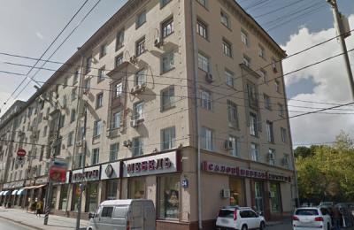 Ленинский проспект в Донском районе