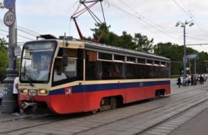 В ЮАО проведут реконструкцию трамвайных путей