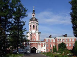 Реставрационные работы начались в Донском монастыре на юге Москвы