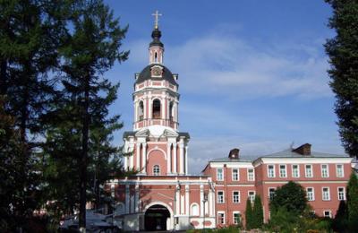 Монастырь в Донском районе