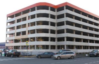 Столичные власти планируют сдать в аренду семиэтажный гараж в ЮАО
