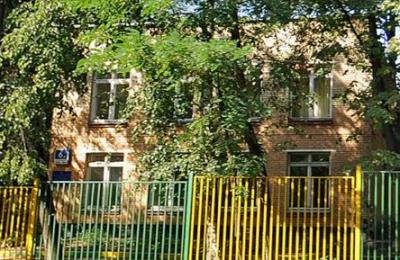 Детский сад в ЮАО
