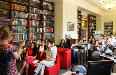 В библиотеке Донского района пройдет лекция о телевидении