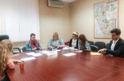 Депутат Галина Зайковская приняла участие в собрании молодежной палаты