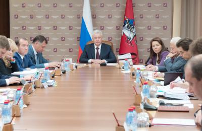 На заседании Правительства Москвы обсудили вопросы капитального ремонта