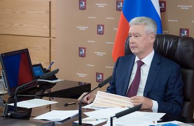 Сергей Собянин рассказал о готовности столицы к новому учебному году