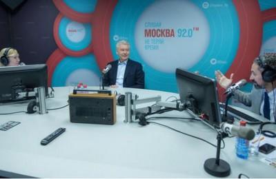 Сергей Собянин рассказал о расширении платных парковок в Москве в прямом эфире