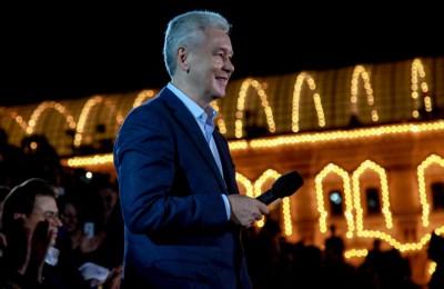 Мэр Москвы дал старт международному фестивалю