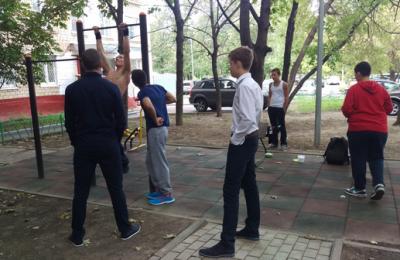 Юные спортсмены Донского района померились силами