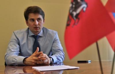 Руководитель департамента торговли и услуг Алексей Немерюк