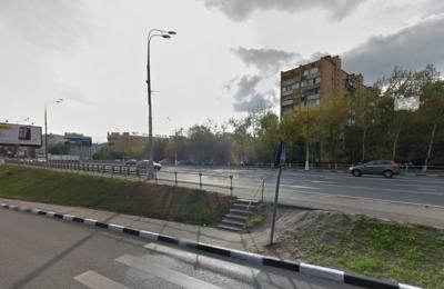 Севастопольский проспект в Донском районе