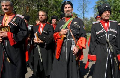 Кубанский казачий хор выступит в «Царицыно»