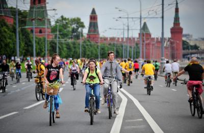 Знаменитые блогеры организуют велопробег