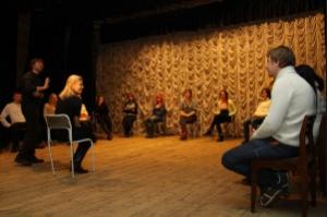 В Донском районе проведут мастер-класс по актерскому мастерству