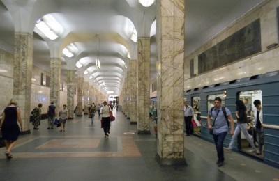 26 сентября поезда не будут ходить от станции метро «Автозаводская» до «Каширской»