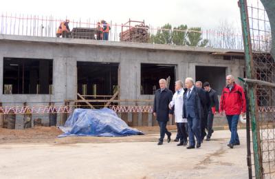 Мэр Москвы Сергей Собянин рассказал об открытии нового медицинского центра