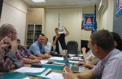 Муниципальные депутаты рассмотрели строительные проекту двух ТПУ