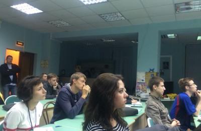 Молодые парламентарии посетили образовательную лекцию