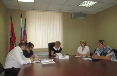 Координационный совет обсудит итоги празднования Нового года и Рождества в Донском районе