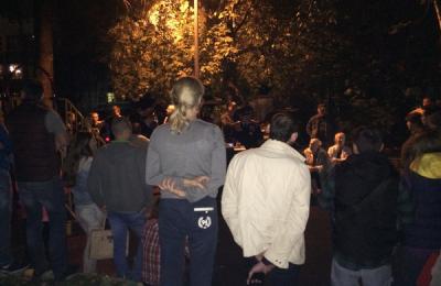 Участковые завершили цикл встреч с жителями Донского района