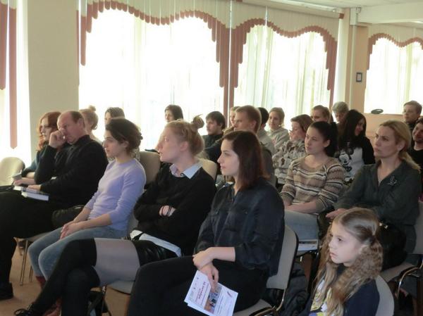 Очередная образовательная лекция пройдет в Донском районе