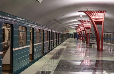 Поезда не будут курсировать по центральному участку Замоскворецкой линии метро в эту субботу