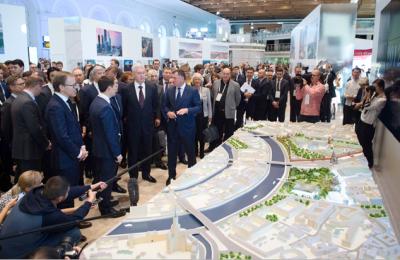 В Москве проходит форум, посвященный транспортному развитию