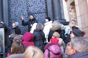 В десятку лучших экскурсоводов мира вошел гид из Москвы