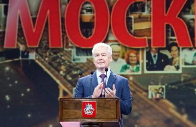 Сегодня мэр Москвы Сергей Собянин подвел итоги 5 лет своей работы