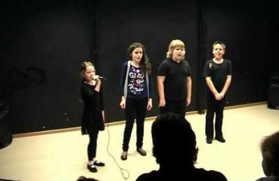 Юные артисты из Донского района примут участие в литературных чтениях