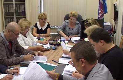 Муниципальные депутаты встретились на очередном заседании