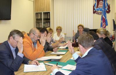 В Донском районе утвердили кандидатуру в состав территориальной избирательной комиссии