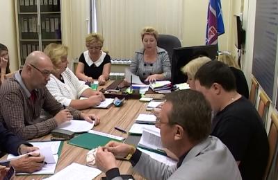 Решение было принято на очередном заседании депутатов