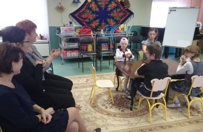 В центре содействия семейному воспитанию «Вера. Надежда. Любовь» провели День аиста