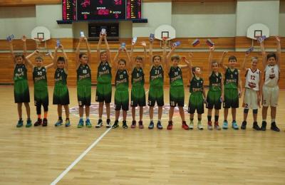 "Команда ""Тринта"" одержала победу на осеннем турнире"