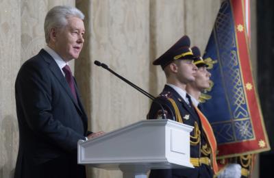 Сергей Собянин поздравил столичных полицейских с профессиональным праздником