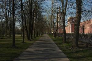 Сквер у Донского монастыря