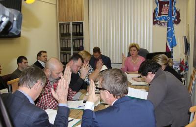 Муниципальные депутаты утвердили план антикоррупционных мероприятий