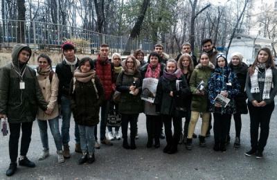 Молодежная палата организовала квест по территории Донского района