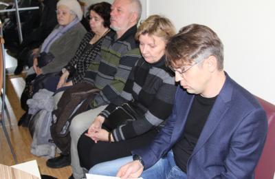 Местные жители примут участие в заседанииМестные жители примут участие в заседании Совета депутатов Совета депутатов